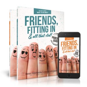 BEST Programs 4 Kids - Friends & Fitting in and all that stuff Companion Guides
