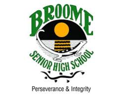 Broome Senio High School Logo