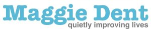 Maggie Dent Quietly Improving Lives Logo