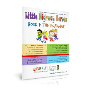Little Highway Heroes Book 1: The Roadmap