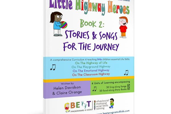 Little Highway Heroes Book 2: Stories & Songs for the Journey